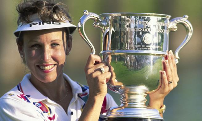 1993 Laurie Merten Womens US Open